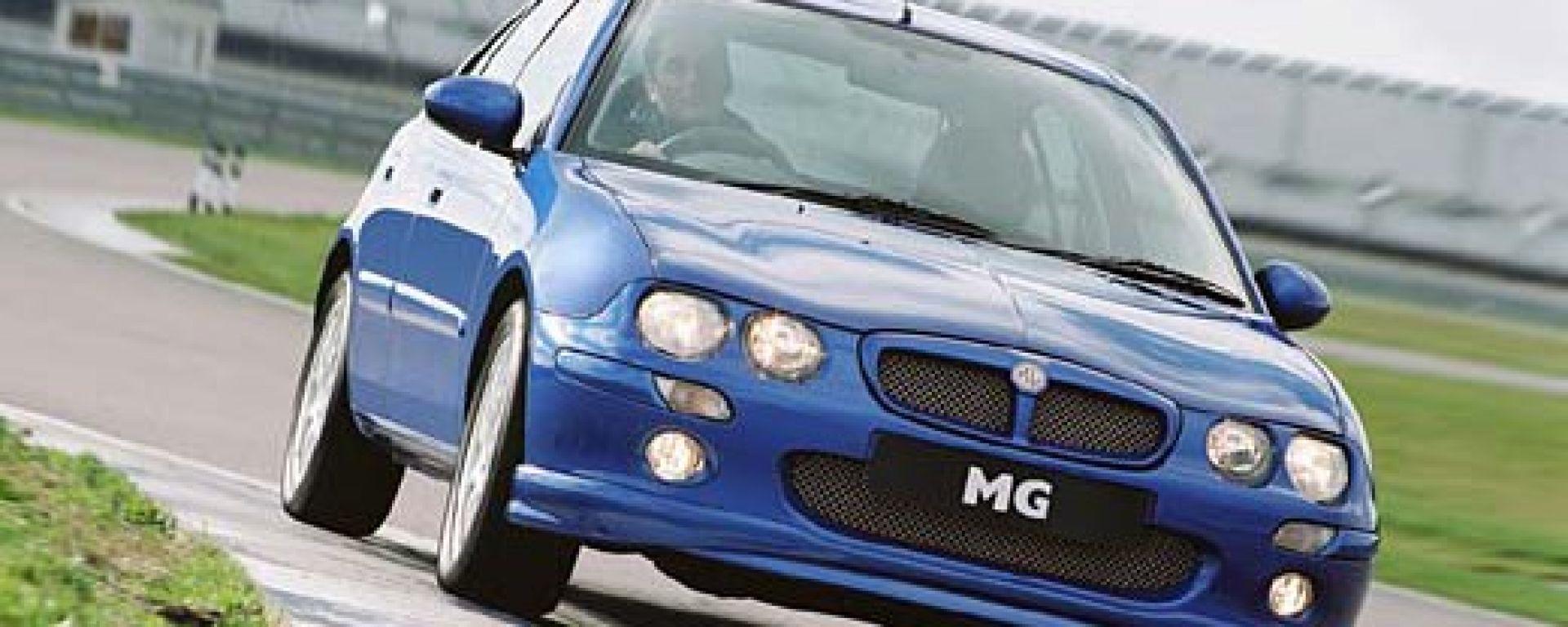 MG ZR (ZS) 115 TD
