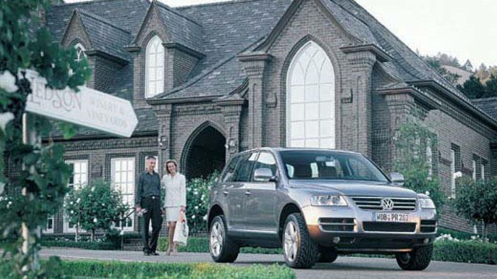 Immagine 65: Volkswagen Touareg