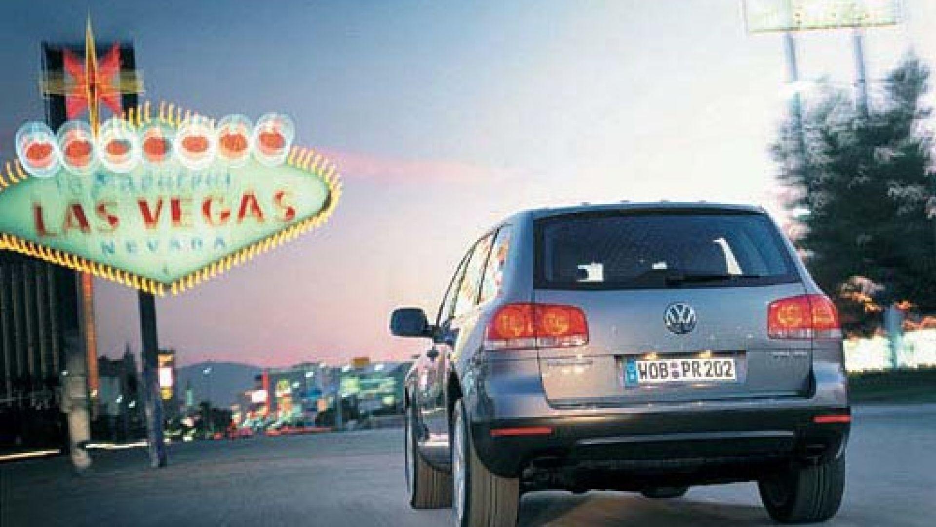 Immagine 66: Volkswagen Touareg