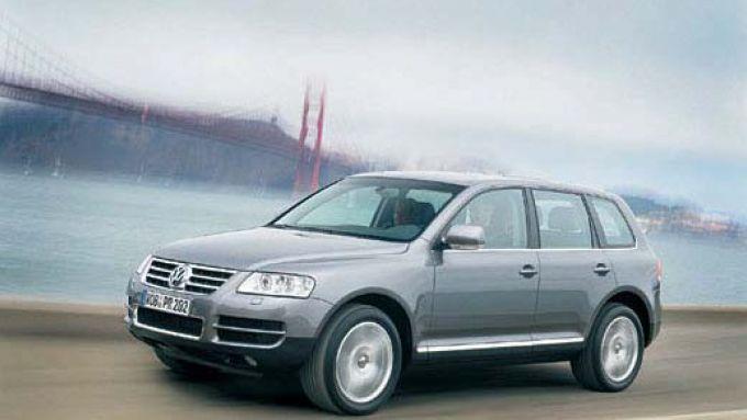 Immagine 67: Volkswagen Touareg