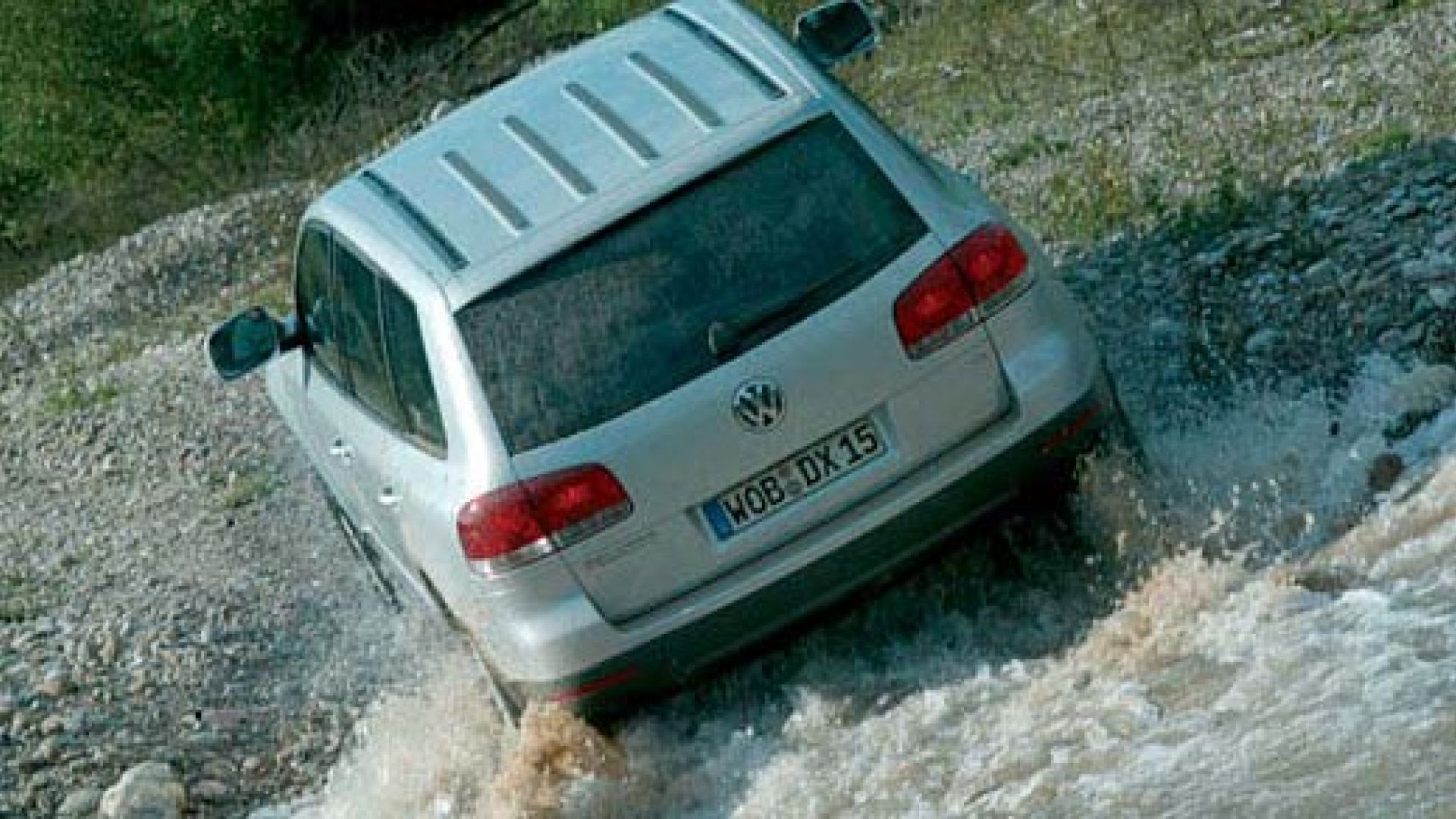 Immagine 52: Volkswagen Touareg