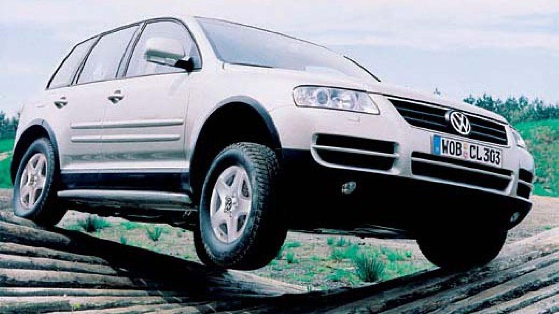 Immagine 53: Volkswagen Touareg