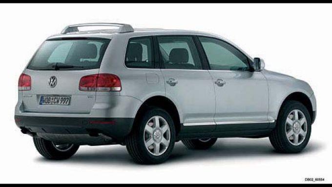 Immagine 54: Volkswagen Touareg