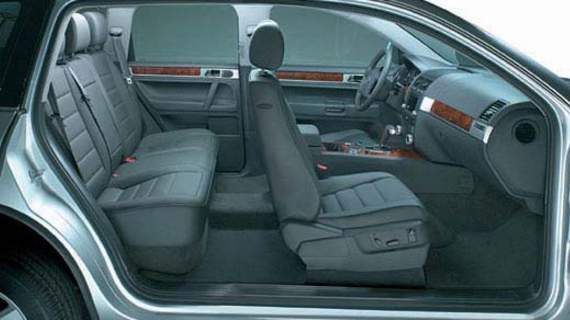 Immagine 55: Volkswagen Touareg