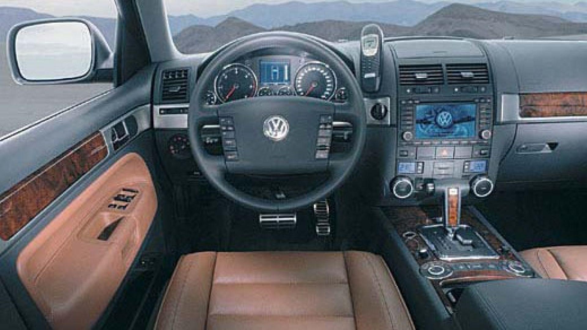 Immagine 95: Volkswagen Touareg