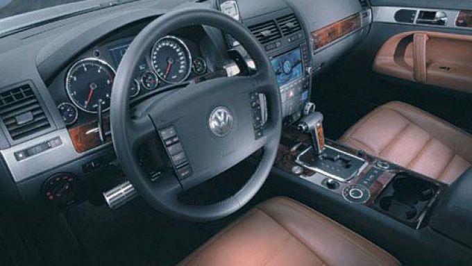 Immagine 96: Volkswagen Touareg