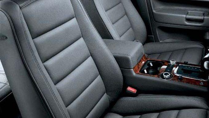 Immagine 81: Volkswagen Touareg