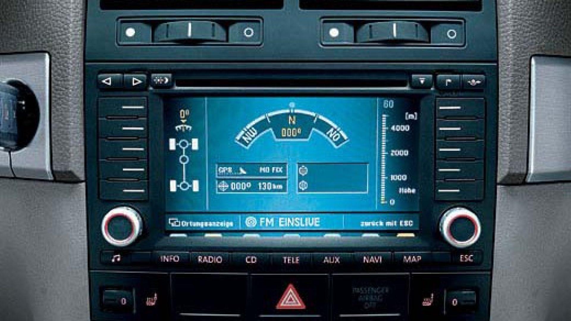 Immagine 16: Volkswagen Touareg