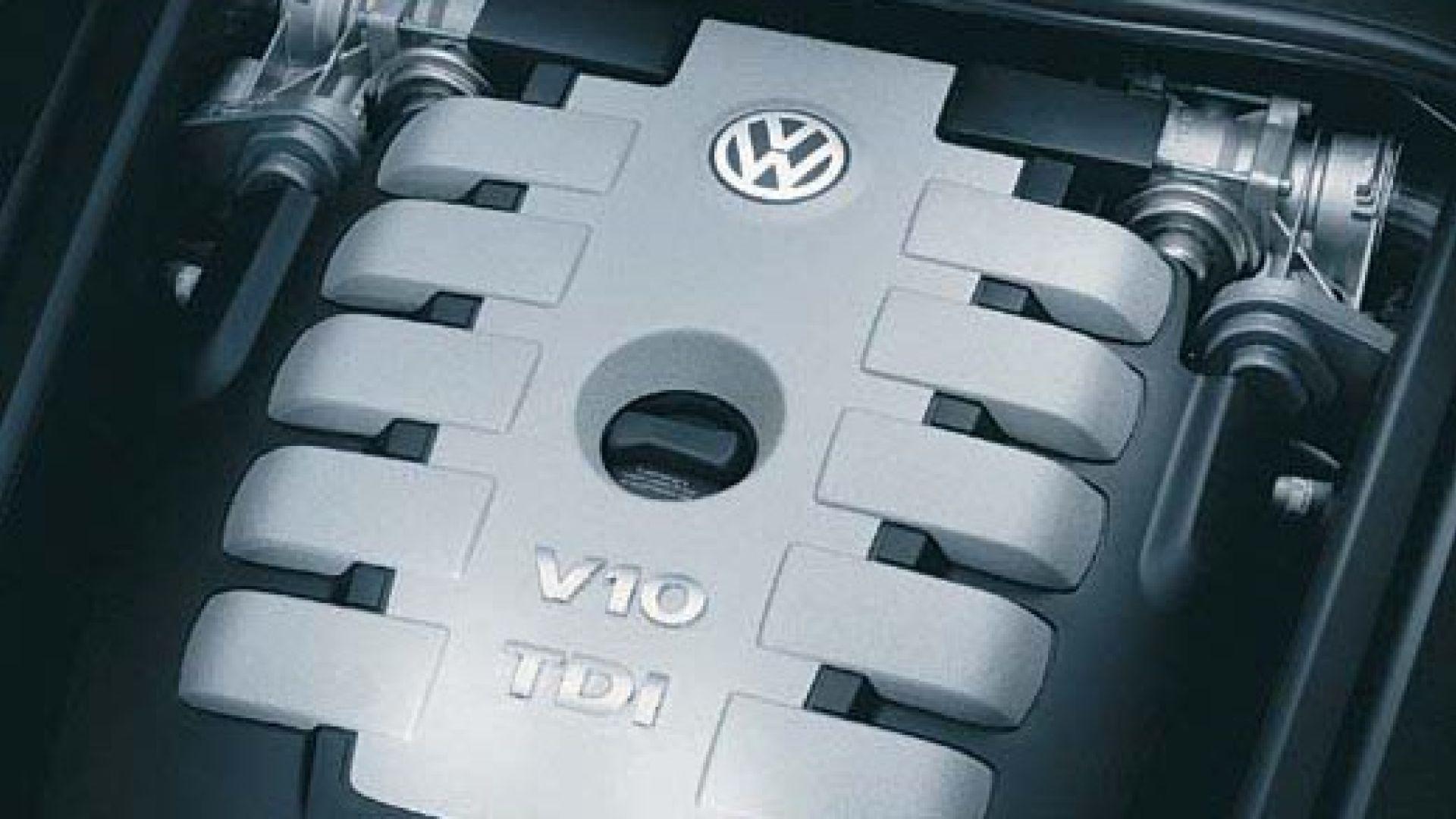 Immagine 2: Volkswagen Touareg