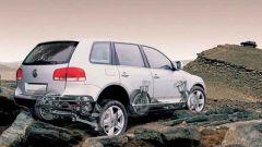 Volkswagen Touareg - Immagine: 6