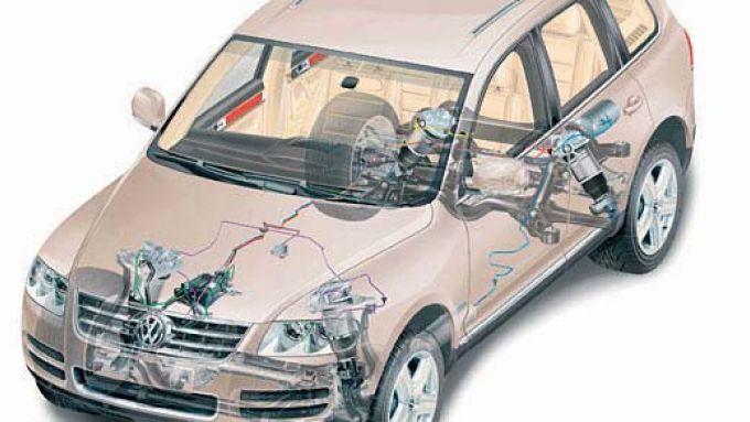 Immagine 46: Volkswagen Touareg