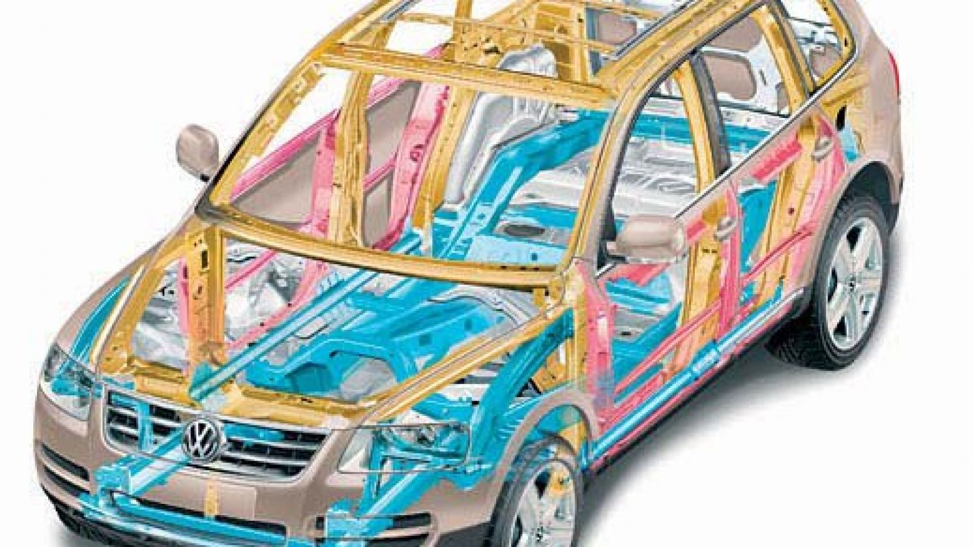 Immagine 38: Volkswagen Touareg