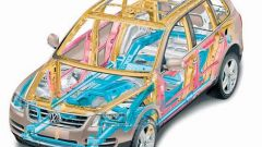 Volkswagen Touareg - Immagine: 39