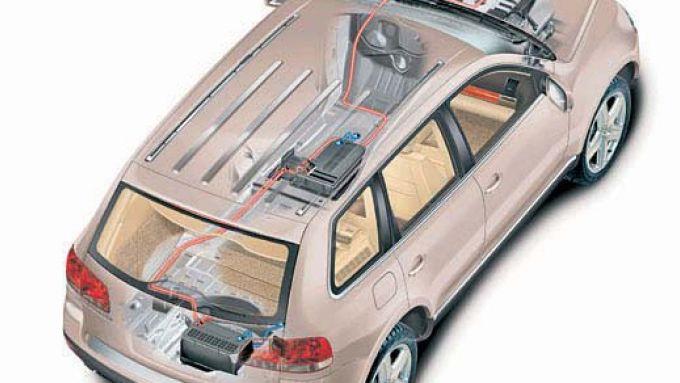 Immagine 28: Volkswagen Touareg