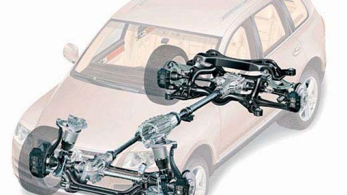 Immagine 35: Volkswagen Touareg