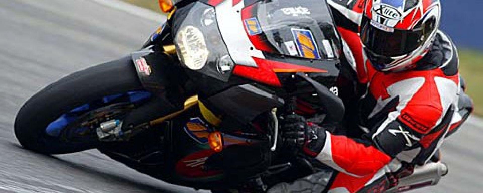 Aprilia RSV Mille R Edwards