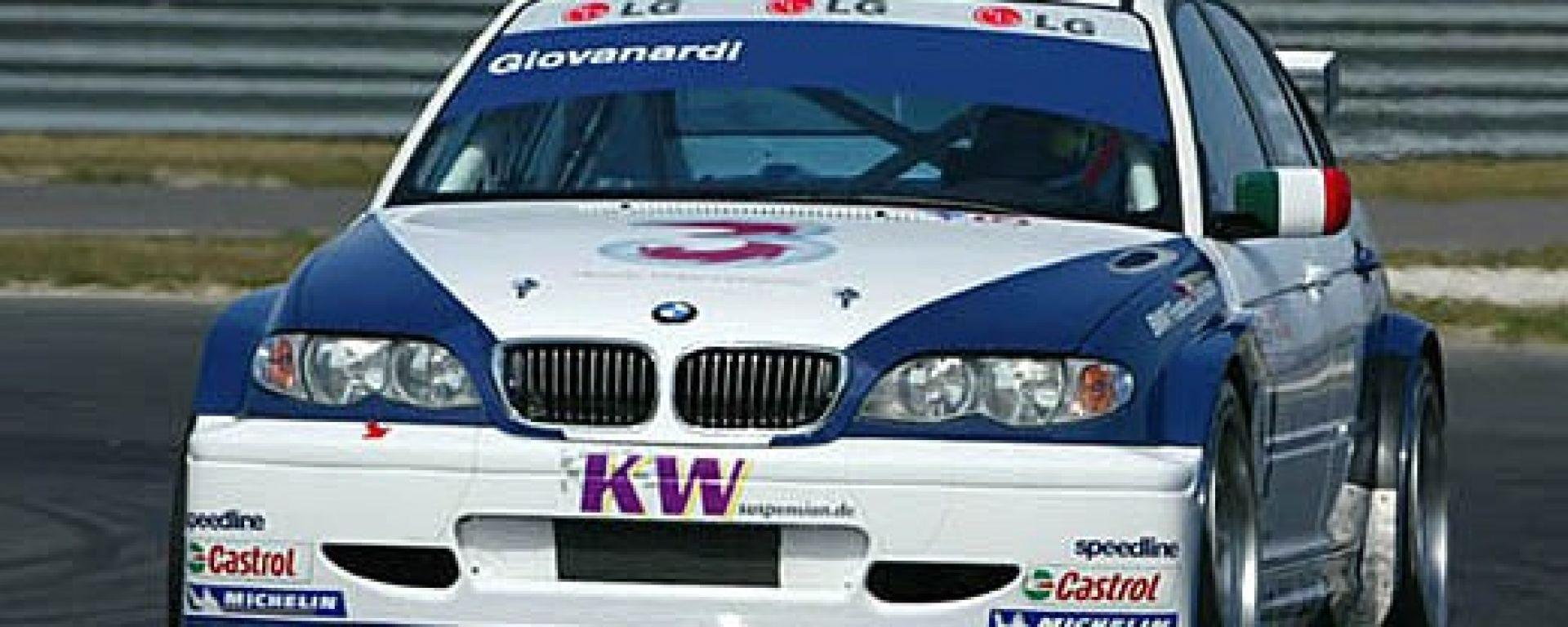 ETCC: BMW sfida Alfa Romeo