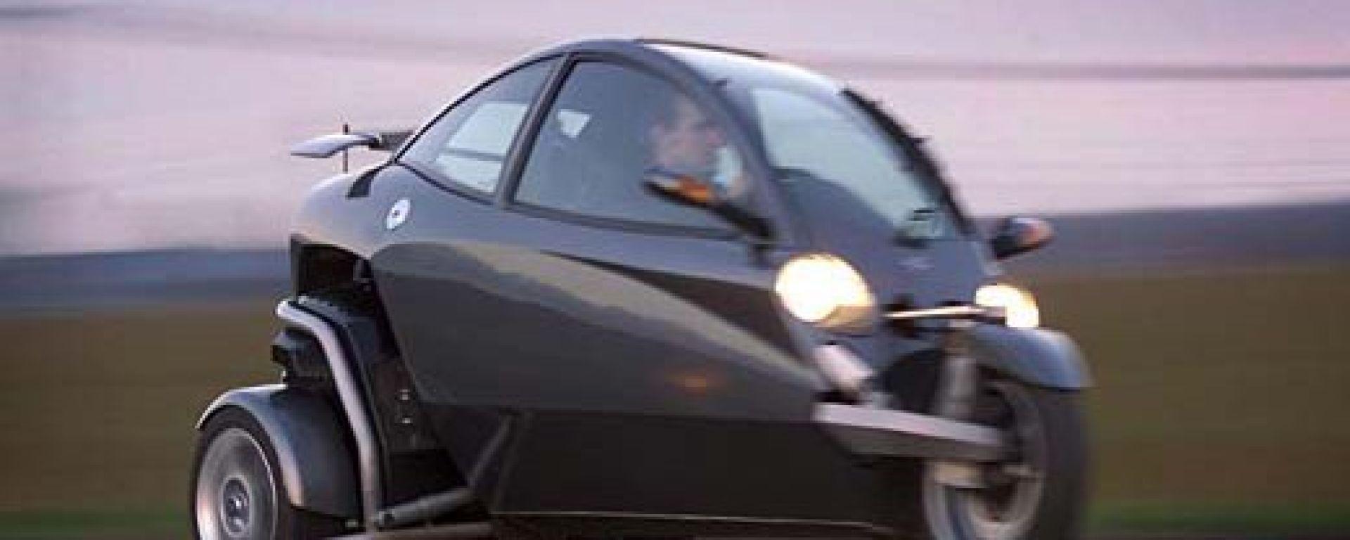 Carver: l'auto pendolino