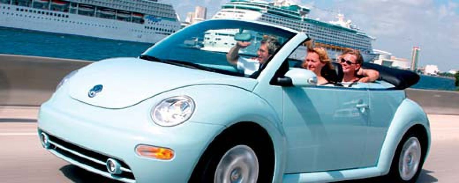 New Beetle Cabriolet : il listino ufficiale