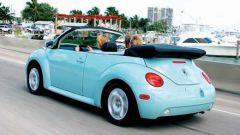 New Beetle Cabriolet : il listino ufficiale - Immagine: 13