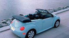 New Beetle Cabriolet : il listino ufficiale - Immagine: 14