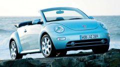 New Beetle Cabriolet : il listino ufficiale - Immagine: 17