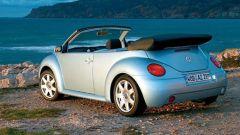 New Beetle Cabriolet : il listino ufficiale - Immagine: 2