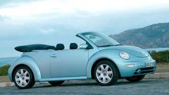 New Beetle Cabriolet : il listino ufficiale - Immagine: 3