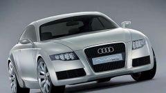 Audi Nuvolari quattro - Immagine: 1