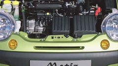 Daewoo Matiz 1.0 - Immagine: 12