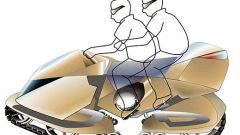 Hyanide la moto delle nevi - Immagine: 2