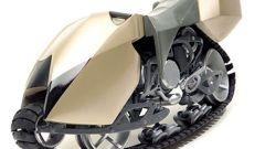 Hyanide la moto delle nevi - Immagine: 3