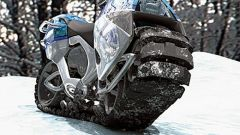 Hyanide la moto delle nevi - Immagine: 4