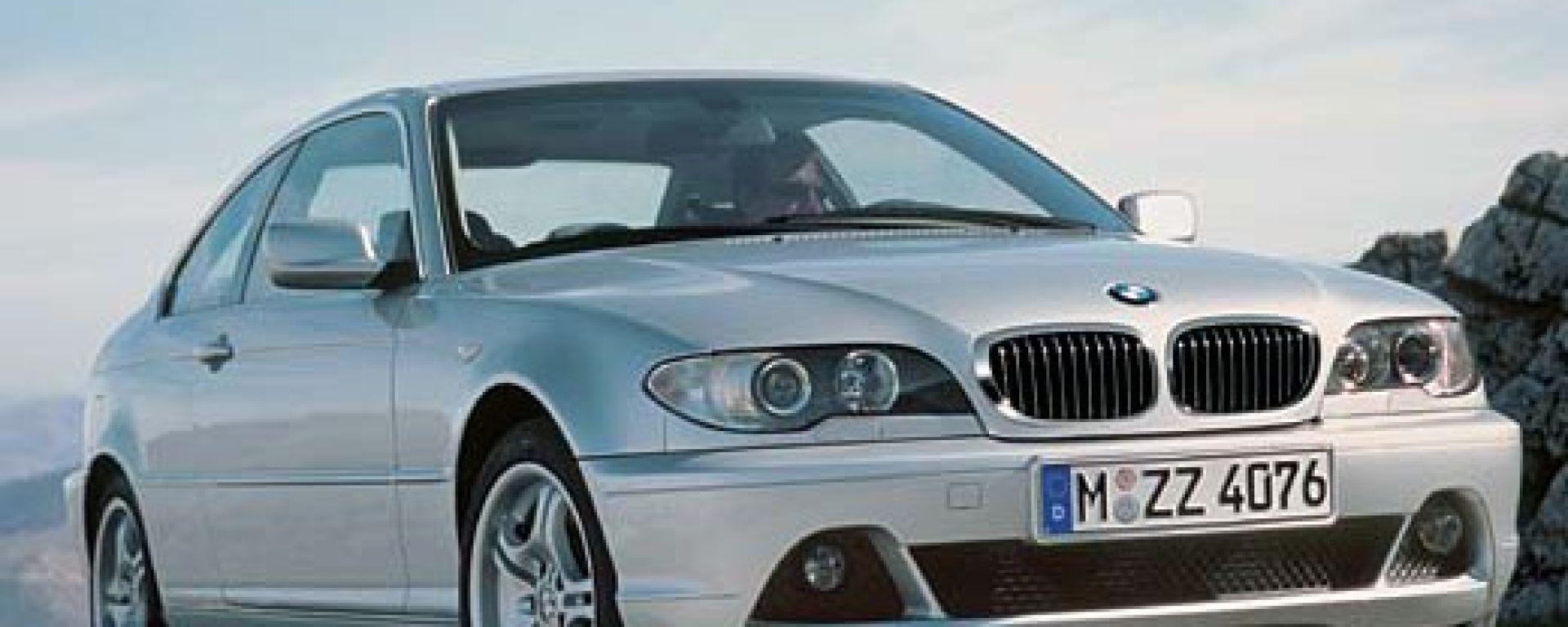 Bmw Serie 3 2003 Coupé e Cabrio
