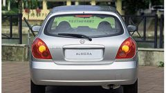 Nissan Almera 2003 - Immagine: 12