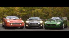 Aston Martin Vanquish & C. le auto del nuovo James Bond - Immagine: 11