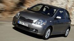 Toyota Yaris 2003 - Immagine: 35