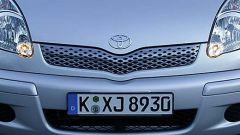 Toyota Yaris 2003 - Immagine: 7