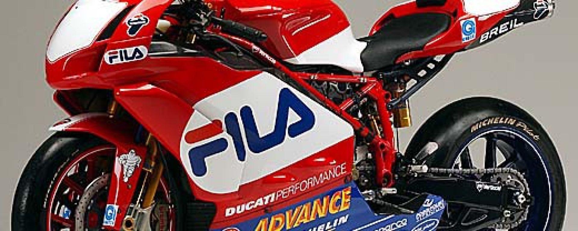 Ducati 999 Factory '03