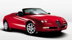 Alfa Romeo GTV/Spider 2003 - Immagine: 5