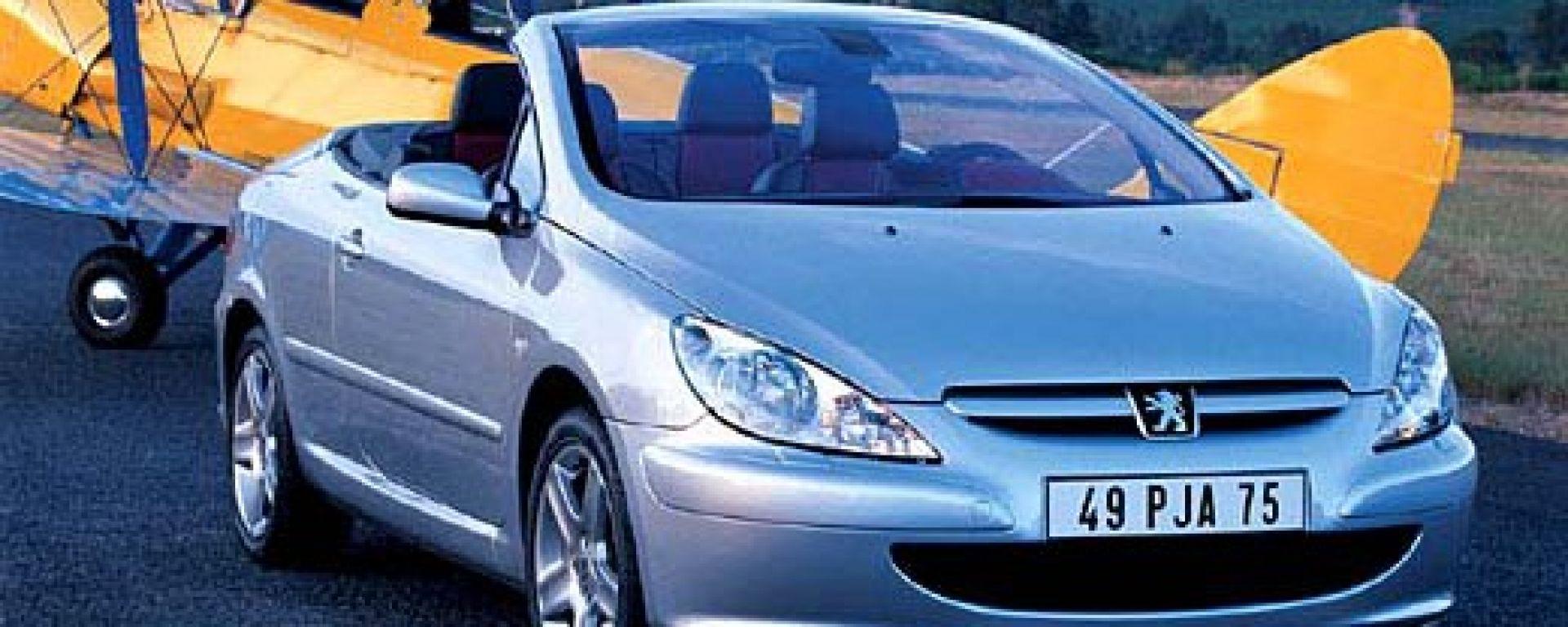 Anteprima: Peugeot 307 CC