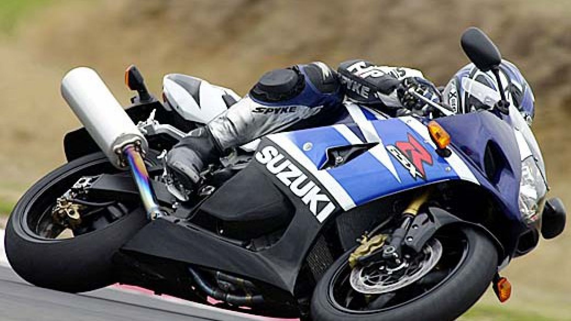 Immagine 4: SUZUKI GSX-R 1000 2003
