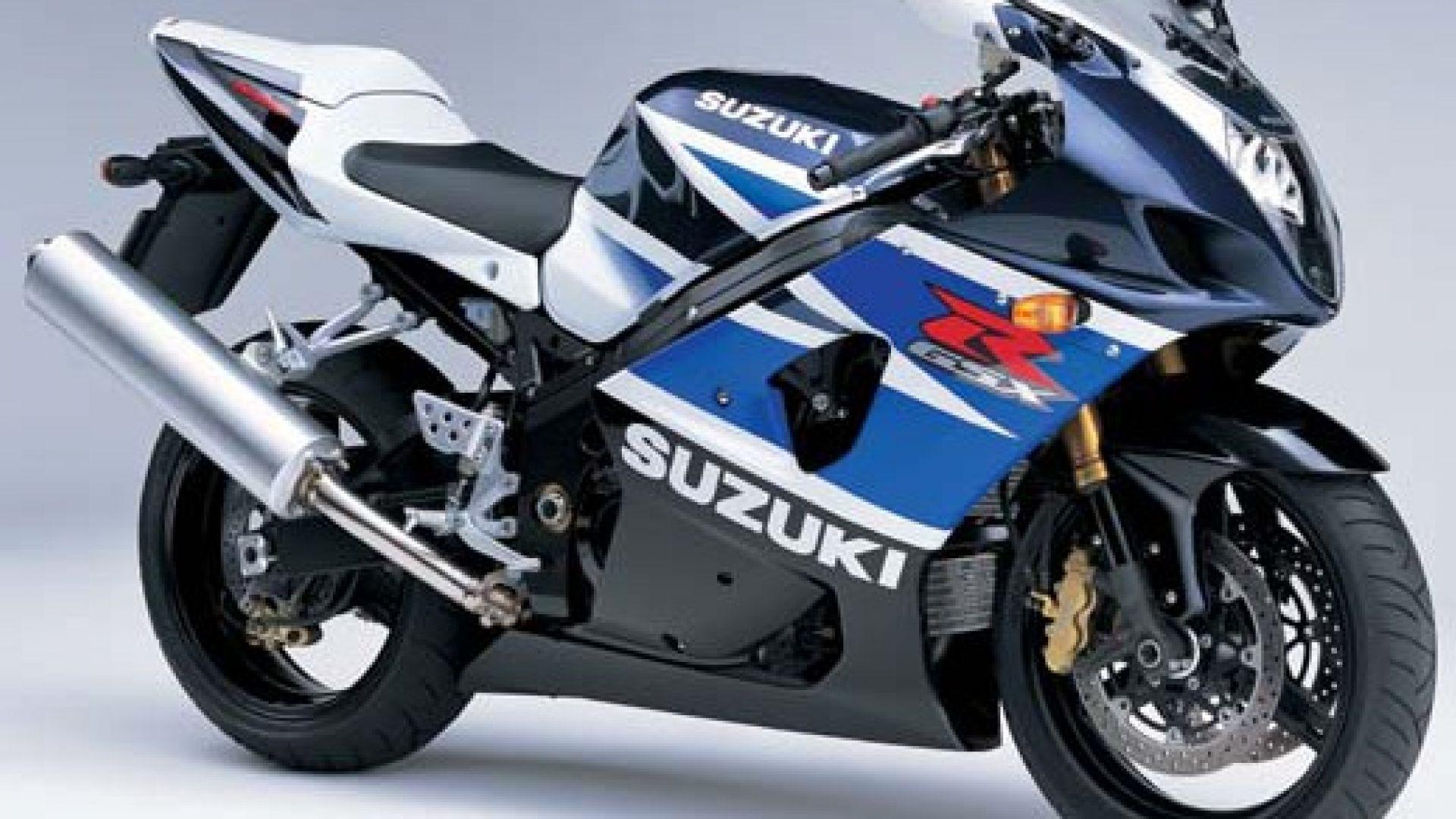 Immagine 5: SUZUKI GSX-R 1000 2003