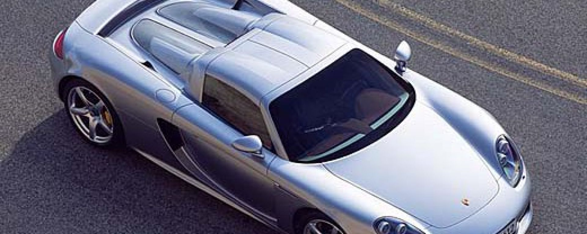 Anteprima: Porsche Carrera GT