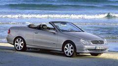 Mercedes CLK Cabriolet 2003 - Immagine: 3
