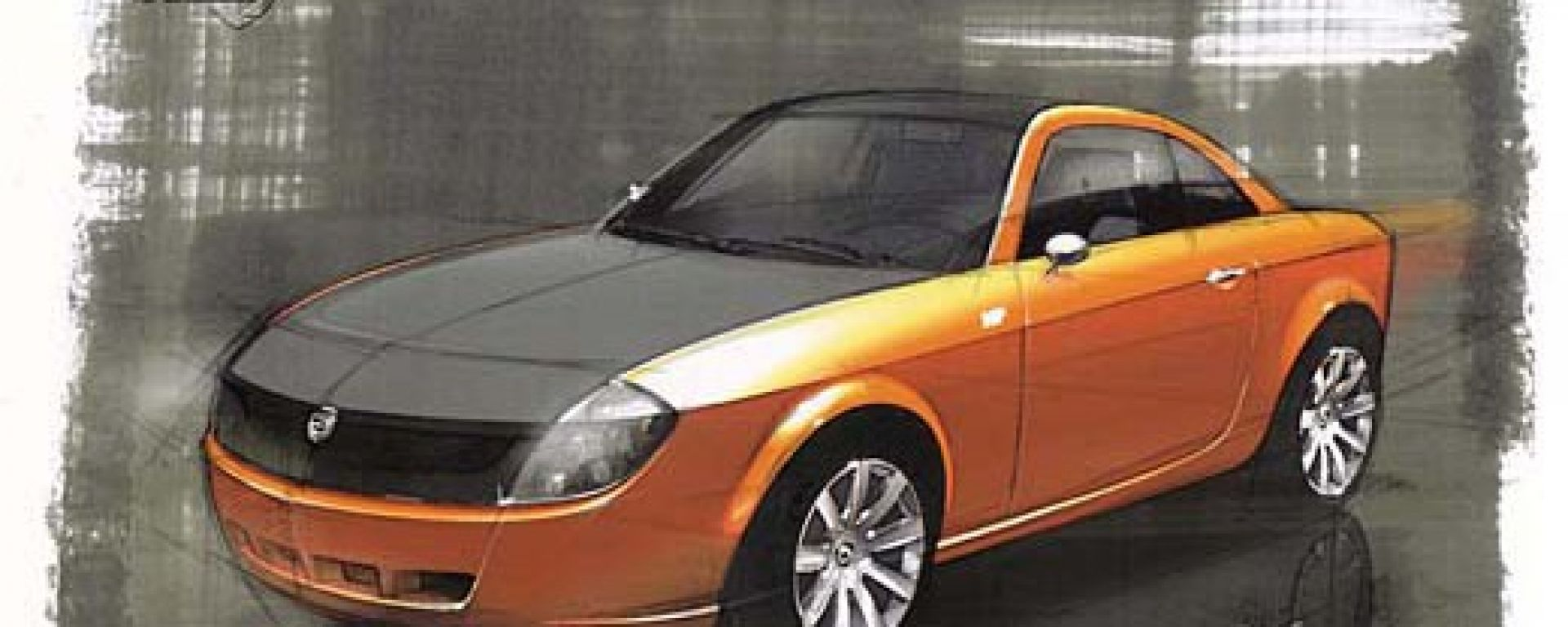 Anteprima: Lancia Fulvia Coupé 2004