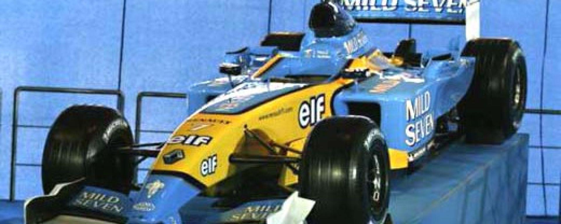 Renault F1 2003