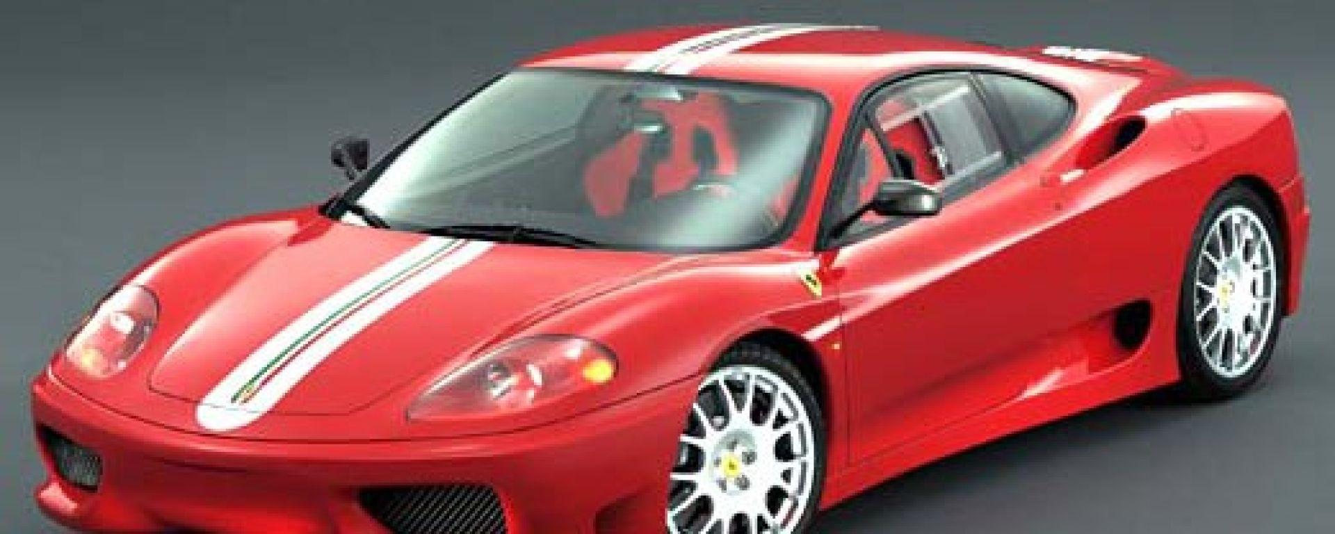 Anteprima: Ferrari Challenge Stradale