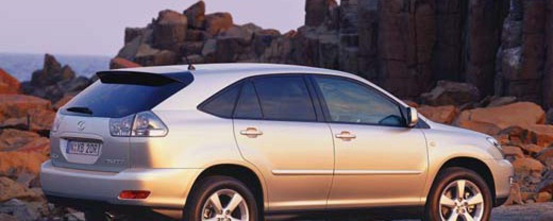 Lexus RX300 my 2003