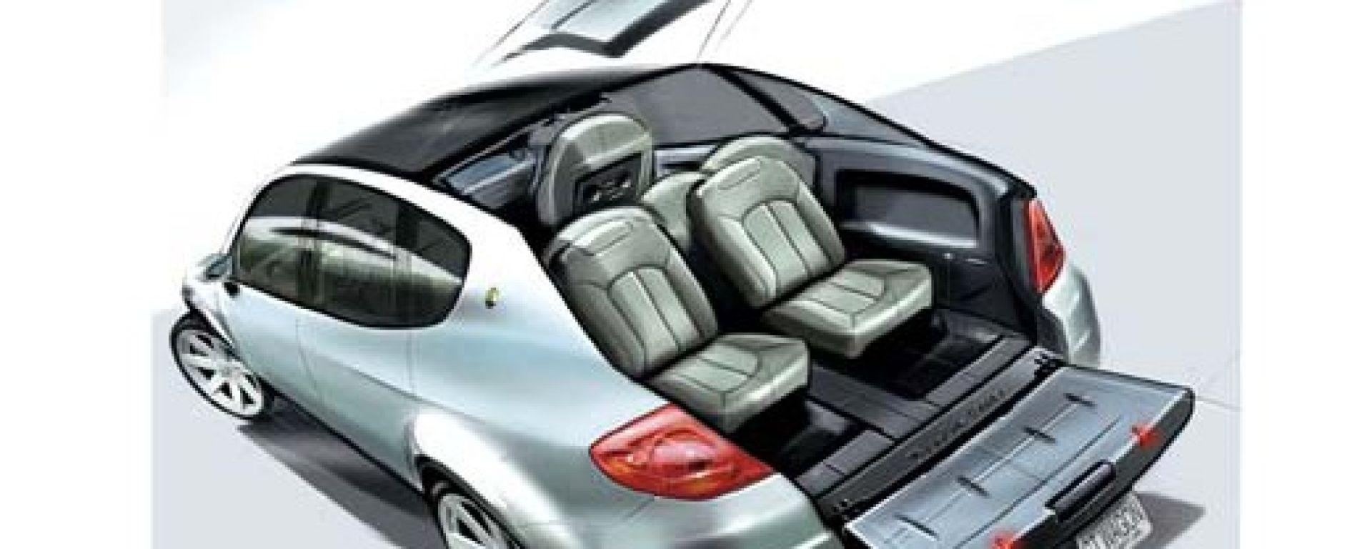 Maserati Kubang: le nuove immagini
